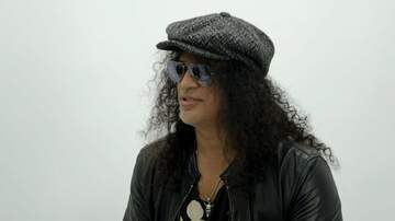Out Of The Box - Slash Talks 'Living the Dream,' Being in Awe of Axl Rose