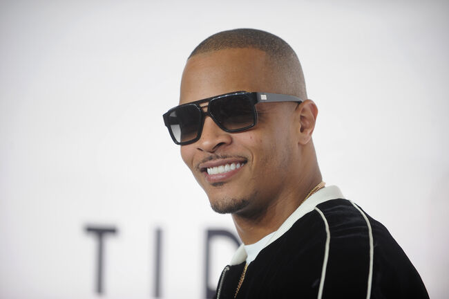 Rapper T.I. - Getty Images