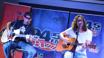 The Gallery Furniture Live Theater on The Buzz - Candlebox