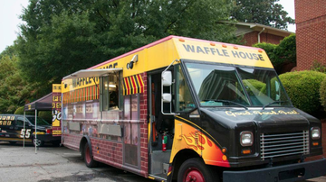 Bobby Bones - What 24 Yr Olds Care About: Waffle House Now Has A Catering Food Truck