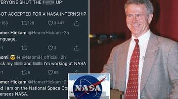 2 Guys in the Morning - Woman Loses NASA Internship Over Profane Tweets