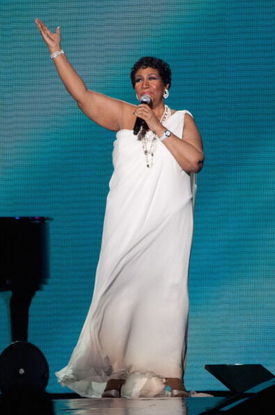 """Chene Park is set to host a free concert on Thursday to honor the """"Queen of Soul"""""""