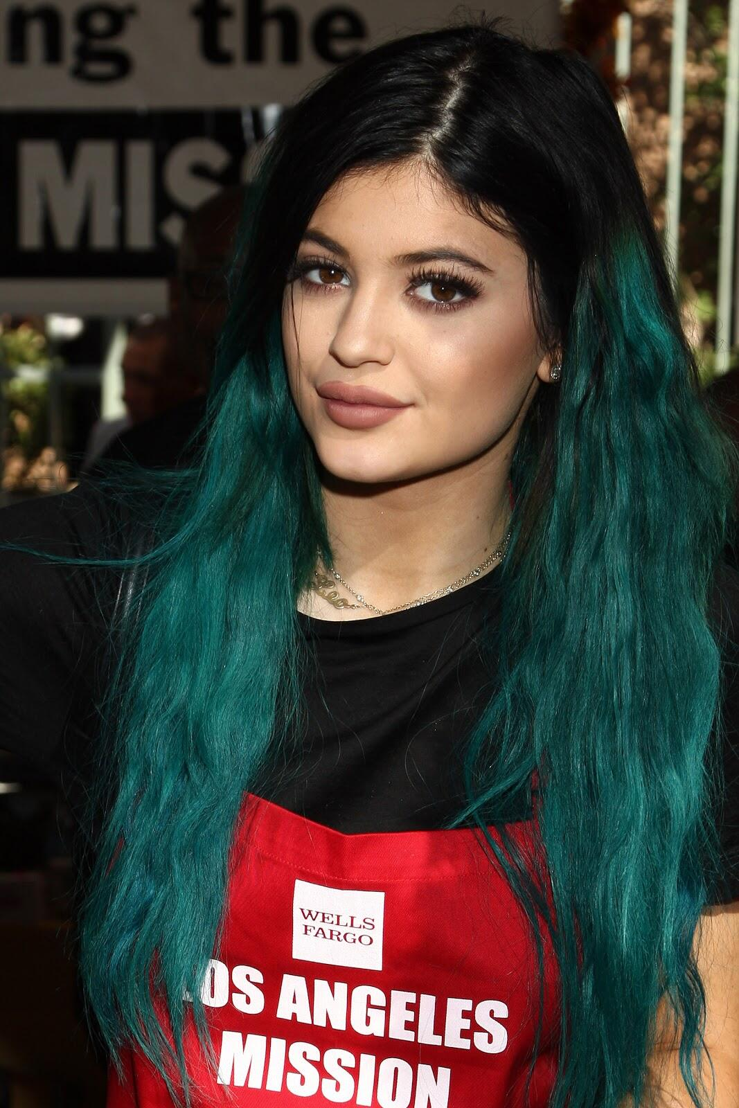 Every Kylie Lip Kit Dupe: 25 Celebs Who Have Rocked Hair Every Color Of The Rainbow