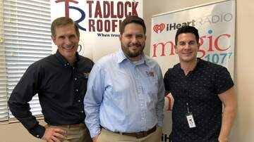 Photos - Chad Pitt at Tadlock Roofing Orlando 08.24.18