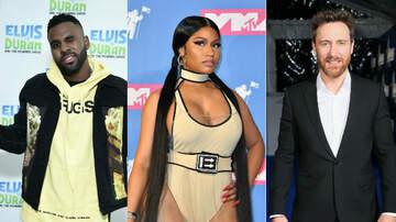 Trending - Jason Derulo Links Up With David Guetta, Nicki Minaj & More For 'Goodbye'