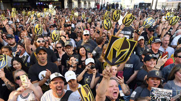 Vegas Golden Knights - Vegas Golden Knights Announce Fan Fest In Downtown Las Vegas