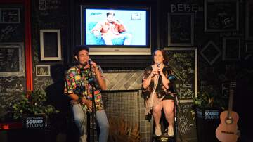 Photos - Bryce Vine Rocks The AT&T THANKS Sound Studio!