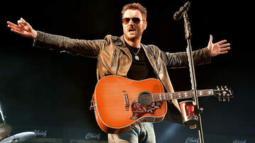 iHeartRadio Music News - Eric Church Sets Attendance Record At Nashville's Nissan Stadium