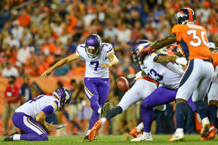 Vikings Mike Zimmer didn't mince words critiquing struggling kicking game