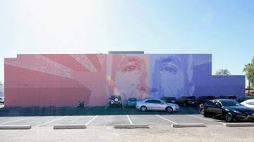 None - New Mural To Be Dedicated To Arizona Sen. McCain In Scottsdale, Arizona