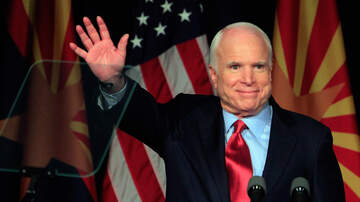 Phoenix Top Stories - Sen. John McCain Will Lie In State At The Arizona & U.S. Capitol