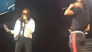 Powerhouse - Migos Previews New Song Off 'Culture II' Featuring Cardi B And Nicki Minaj