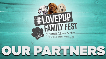Love Pup Family Fest - Get To Know The People Who Make #LovePup Family Fest Happen