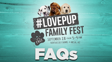 Love Pup Family Fest - What Is The #LovePup Family Festival?