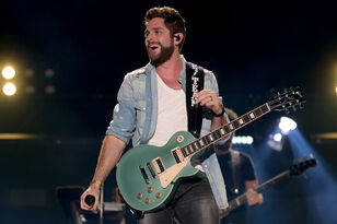 Thomas Rhett Might Want To Join The Honky Tonk Party In Downtown Nashville