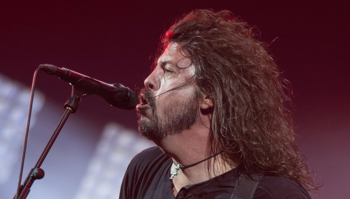 Watch the Foo Fighters Perform Surprise Pop-Up Show in a Parking Lot