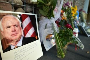 Governor, Congressional Members Praise McCain's Life Of Service