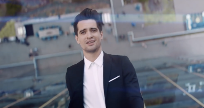 Panic At The Disco's 'High Hopes' Has Officially Been Charting For A Year