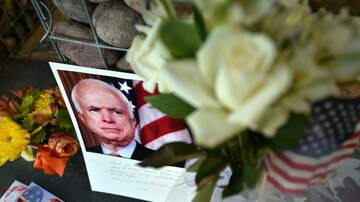 Phoenix Top Stories - John McCain's Farewell Letter To The Country Has Been Released