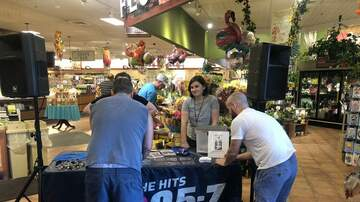 Photos - KISS 95-7 Street Team at Big Y - Tolland