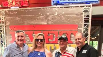Photos - Bama, Rob & Heather's Military Breakfast At Rudy's Country Store & BBQ
