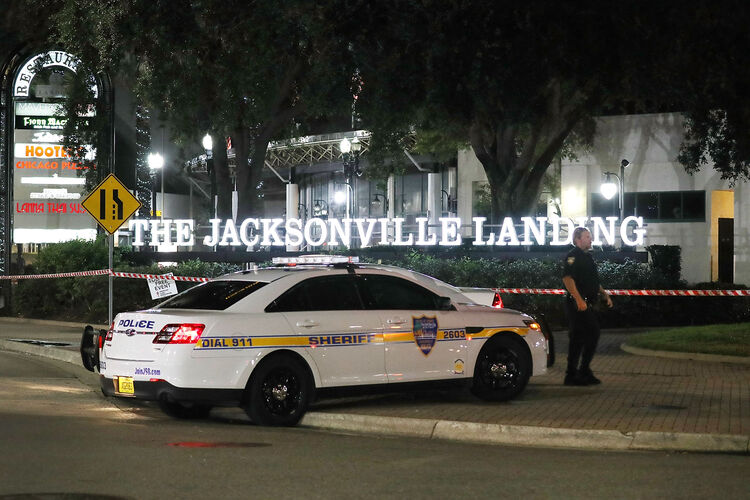 Jacksonville Mass Shooting Getty Images