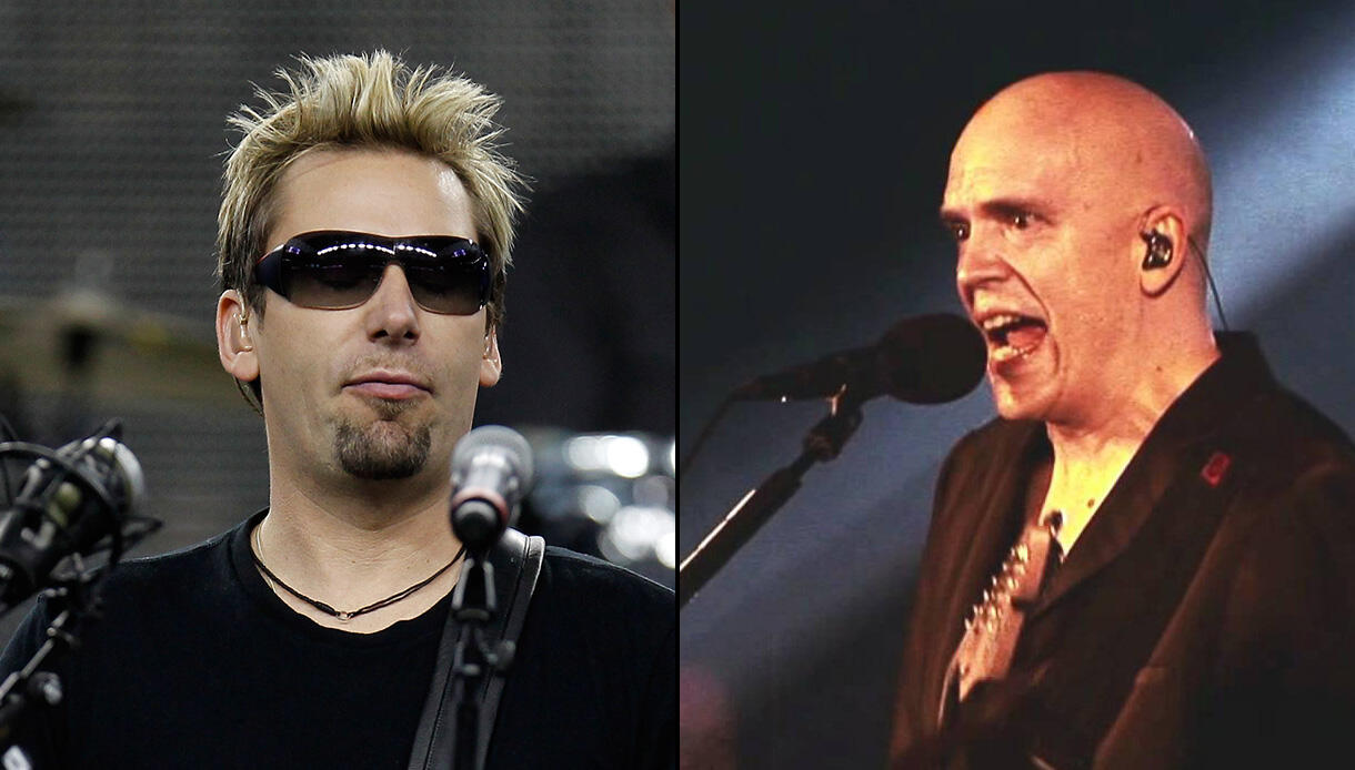 "Nickelback's Chad Kroeger Praised as ""Not Full of S**t"" by Devin Townsend"