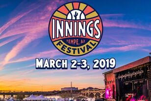 Innings Festival Returns To Tempe Beach Park March 2nd & 3rd Of 2019