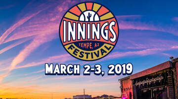 Mountain Man Jay - Innings Festival Returns To Tempe Beach Park March 2nd & 3rd Of 2019