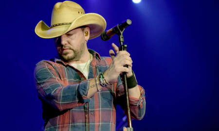 Music News - Jason Aldean Says The Las Vegas Shooting 'Is Always On My Mind'