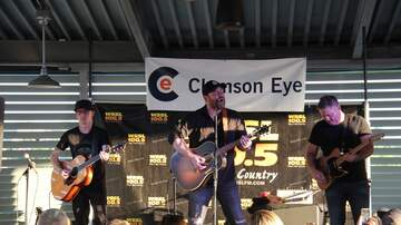 Photos - Whistle 100's Blind Date with Chris Young!