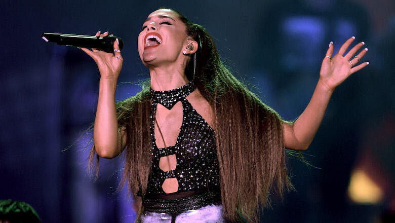 ariana grande will sing at aretha franklin s funeral iheartradio