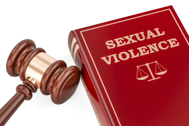 Sexual Violence Getty RF