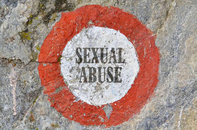 Sexual Abuse Getty RF