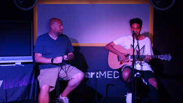 WNOK - Bryce Vine at the 104.7 Music Room
