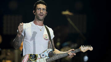 Entertainment News - Adam Levine Addresses Those Super Bowl Halftime Show Rumors