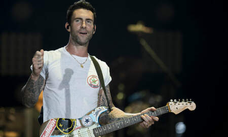 Music News - Adam Levine Addresses Those Super Bowl Halftime Show Rumors