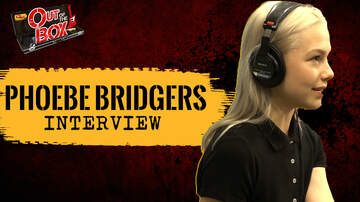 Out Of The Box - Phoebe Bridgers Discusses Why She's a Singer and Not a Marine Biologist