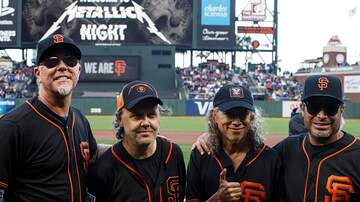 The Rod Ryan Show - Music: Metallica donates $100,000 to California Wildfire Relief Efforts
