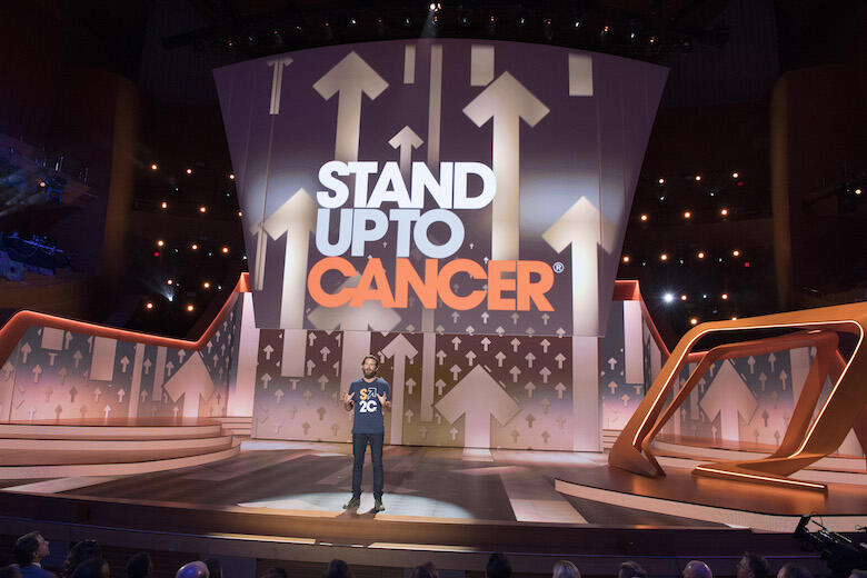 Stand Up To Cancer Digital Live Show to Take Place Before 2018 Telecast
