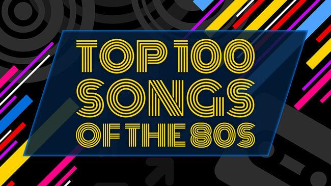 KOOL Top 100 Songs Of The 80s Eblast