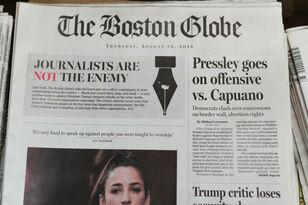 Man Threatened To Kill Newspaper Staff Over Trump Editorials