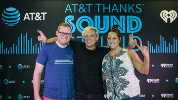 Photos: Meet and Greets - Robert DeLong AT&T THANKS Meet & Greet