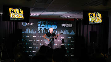 Indy Webmaster Blog - Robert DeLong in the AT&T THANKS Sound Studio