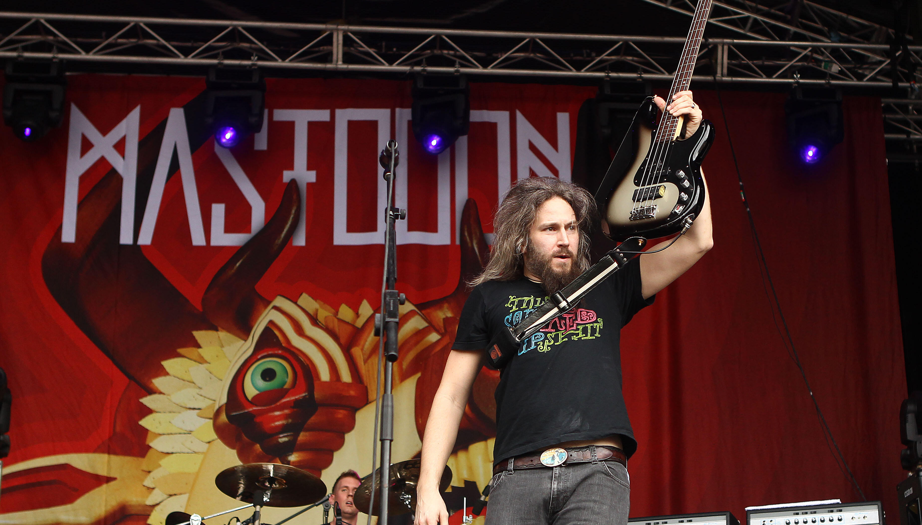 """Mastodon Cancels Tour Due to """"Critical Situation"""" Involving Band Family"""
