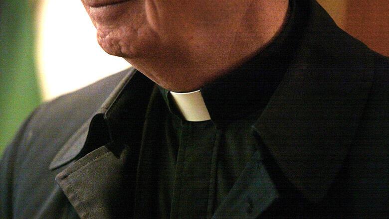 'Monsignor Meth' Sent Back To Prison After Failed Drug Test