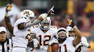 Gopher - Gophers Pound New Mexico State In Season Opener | KFAN 100.3 FM