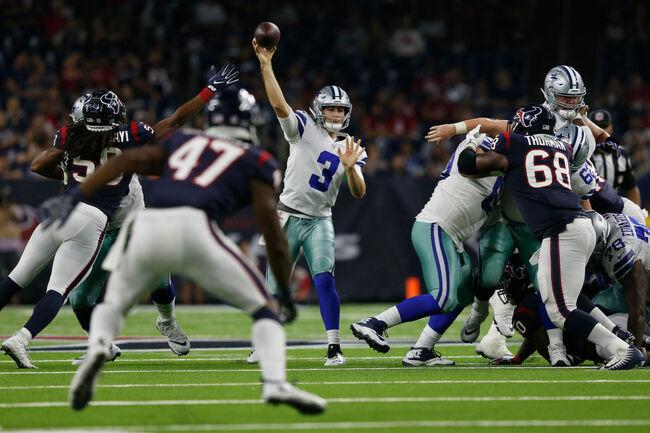 Texans vs. Cowboys