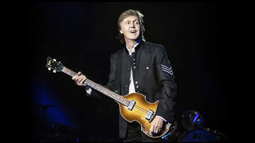 What's New At Mix 96 - Mix 96 Welcomes Paul McCartney