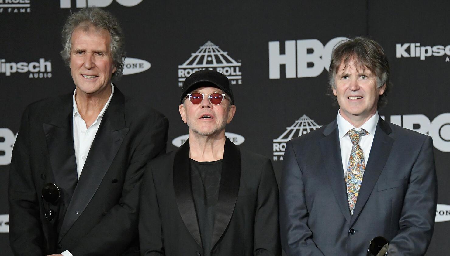 Ex-Dire Straits Members Reunite as 'Dire Straits Legacy' for U.S. Tour